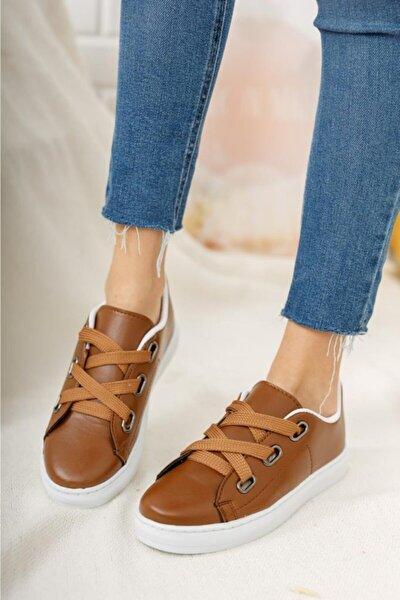 Kadın Sneaker Kadın Günlük Ayakkabı Rahat Taban