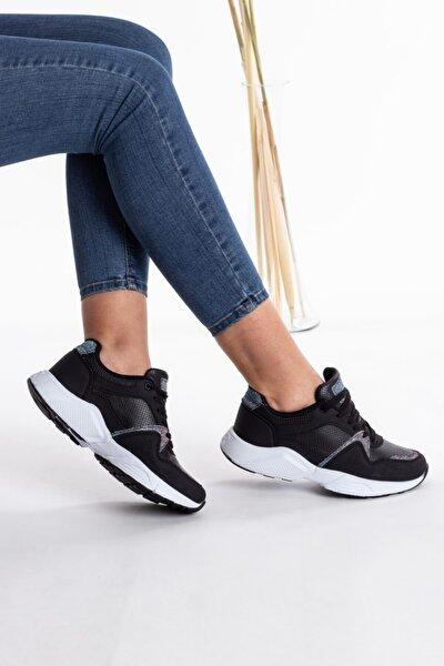 Kadın Sneaker Yüksek Taban Clst054