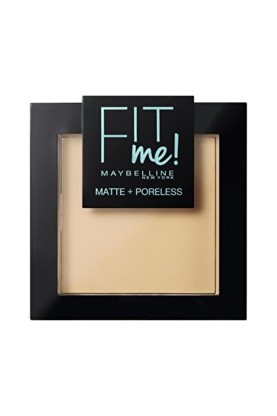 Fit Me Matte+poreless Pudra - 110 Porcelain