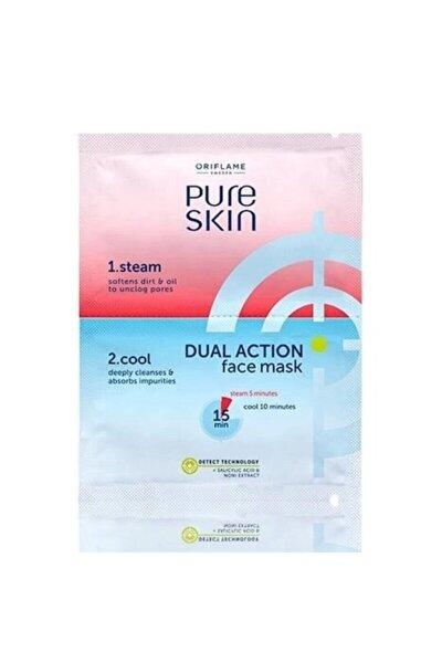 Pure Skin 2'si 1 Arada Yüz Maskesi