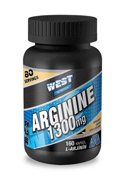 L-Arginine 1300 – 160 Kapsül