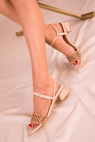 Ten Kadın Klasik Topuklu Ayakkabı 15899