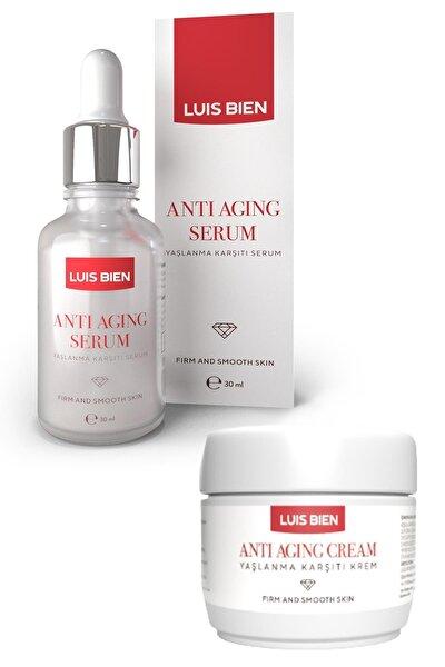 Anti Aging Etkili Yaşlanma Karşıtı Bakım Seti