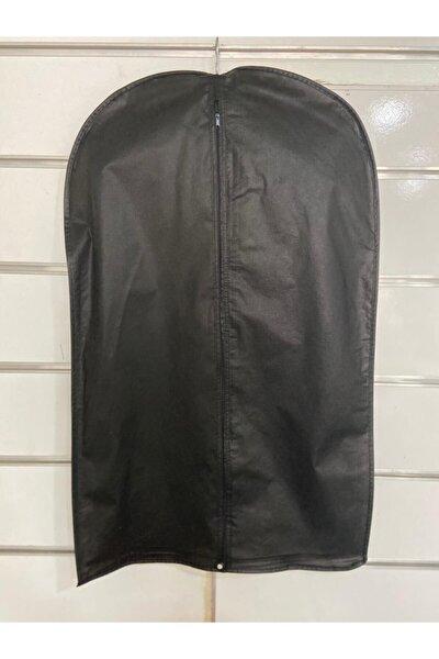 Dolap Düzenleyici Siyah Elbise Kılıfı 60*100