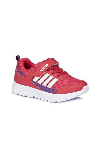 Yamato Kız Çocuk Fuşya Spor Ayakkabı