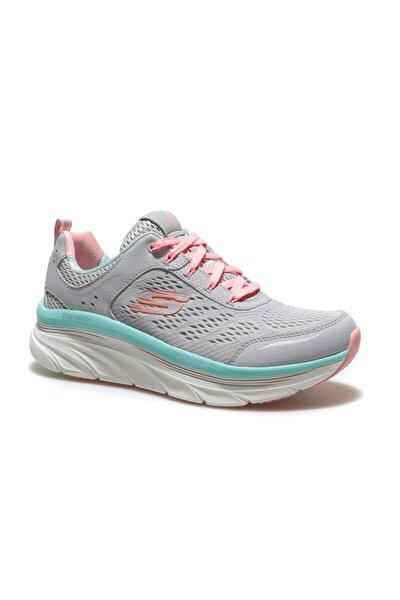 D'LUX WALKER-INFINITE MOTION Kadın Gri Spor Ayakkabı