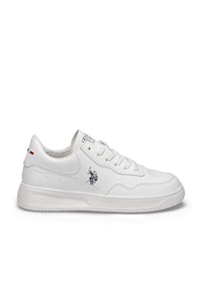 Unisex Beyaz Abe Casual Confort Günlük Spor Ayakkabısı