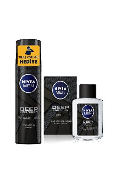 Men Deep Tıraş Köpüğü 200 ml + Men Tıraş Sonrası Losyon Deep 100 ml