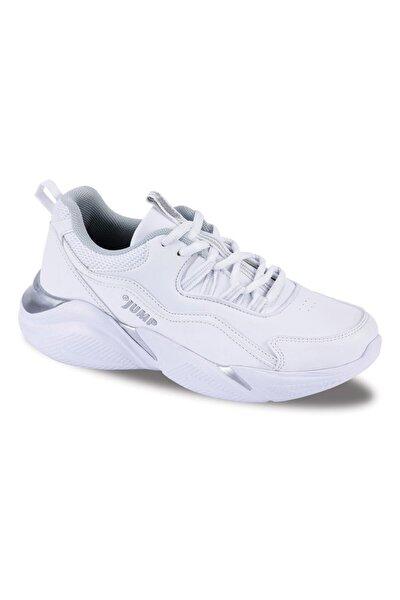 Unisex Beyaz Comfort Casual Spor Ayakkabısı 25729