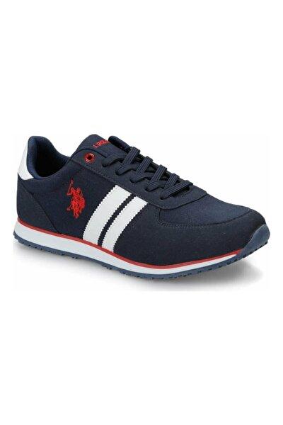 PLUS 1FX Lacivert Erkek Sneaker Ayakkabı 100910647