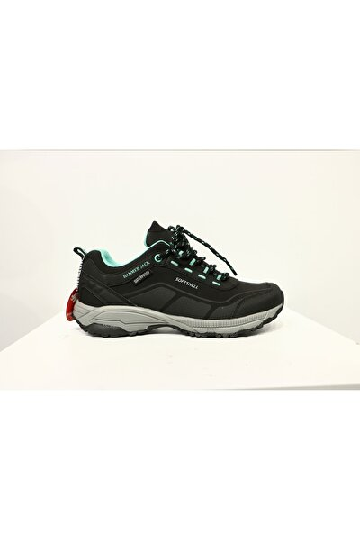 Unisex Siyah Suya Dayanıklı Spor Ayakkabı 101 20120g