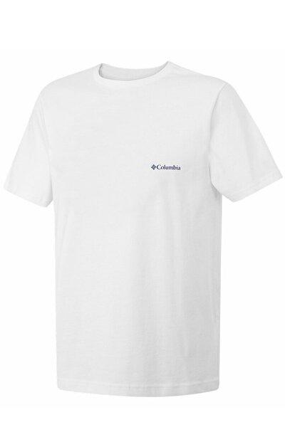 Erkek Beyaz Csc Basic Tişört 9110010100 Cs0002