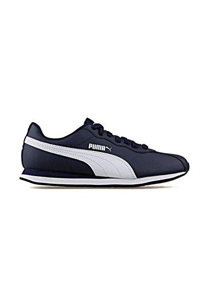 Erkek Lacivert Beyaz Sneaker Ayakkabı 100352195