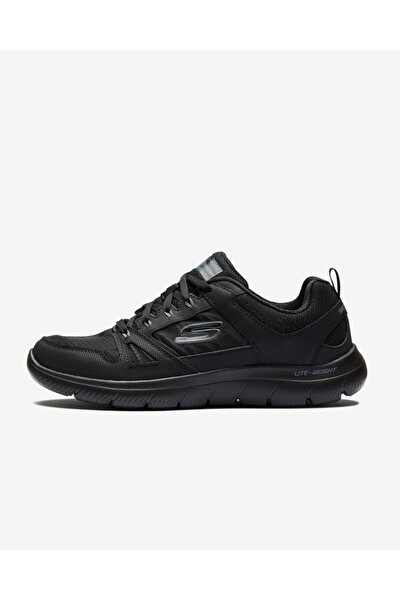 SUMMITS - NEW WORLD Erkek Siyah Spor Ayakkabı