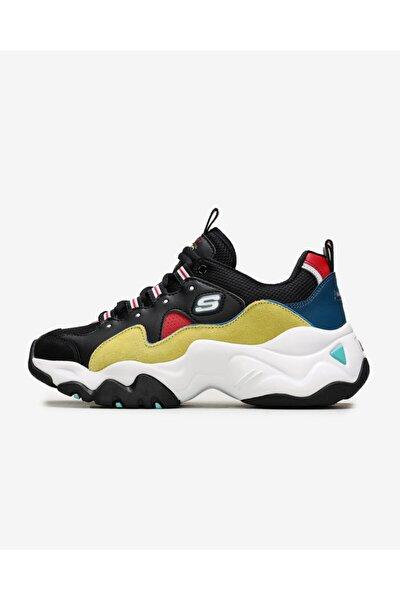 D'LITES 3.0-ZENWAY Kadın Siyah Sneakers