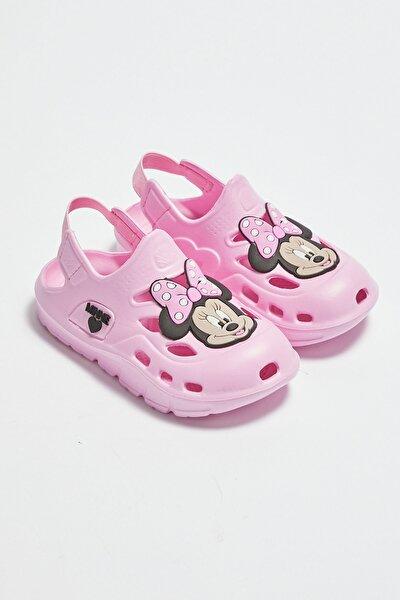 Kız Bebek Açık Pembe Dmq Sandalet
