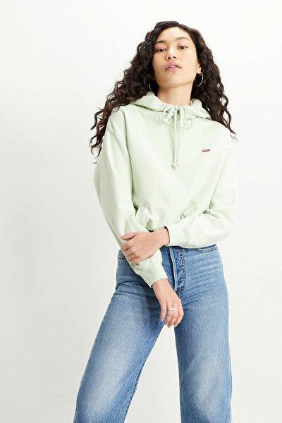 Women's Standard Hoodie Hooded Sweatshirt