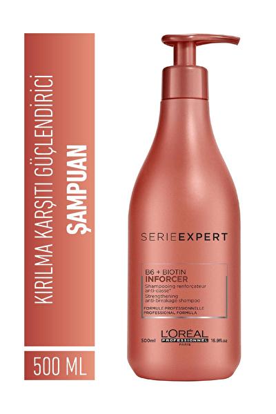Serie Expert Inforcer Kırılma Karşıtı Güçlendirici Şampuan 500 ml