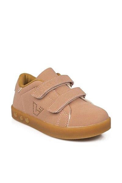 Pudra Kız Bebek Yürüyüş Ayakkabısı 211 313.b19k102