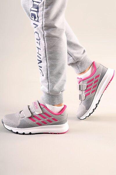 Çocuk Füme-pembe Anatomik Taban Günlük Spor Ayakkabı