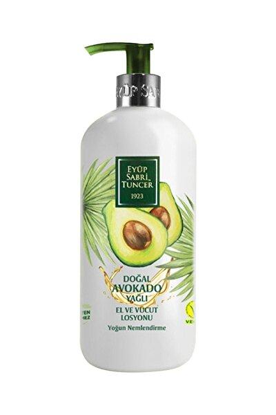 Doğal Avokado Yağlı El Ve Vücut Losyonu 500 ml