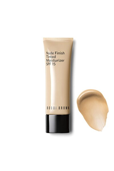 Nude Finish Tinted Moisturizer Spf 15 / Renkli Nemlendirici Light Tint 716170167541