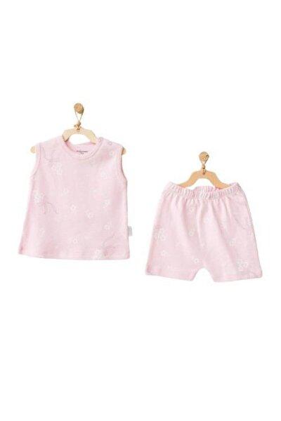 Kız Bebek Pembe Milly Ballet Takım 2li  Ac21800