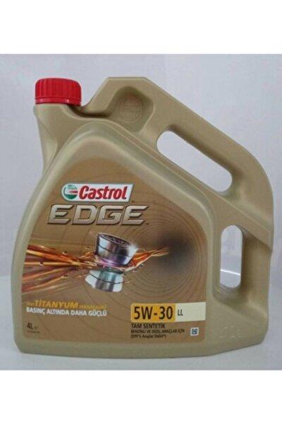 Edge 5w30 4 Litre Ll Motor Yağı Üt-2019