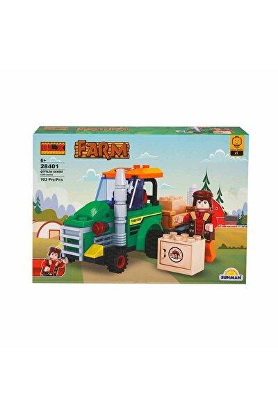 Farm Traktör Ve Çekici 28401