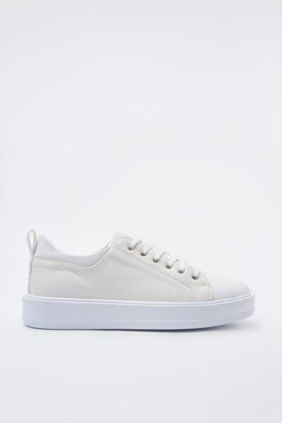 Beyaz Erkek Sneaker 02AYY296910A900