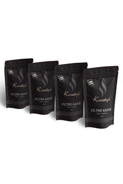 Filtre Kahve Özel Harman 250 Gr 4'lü Paket