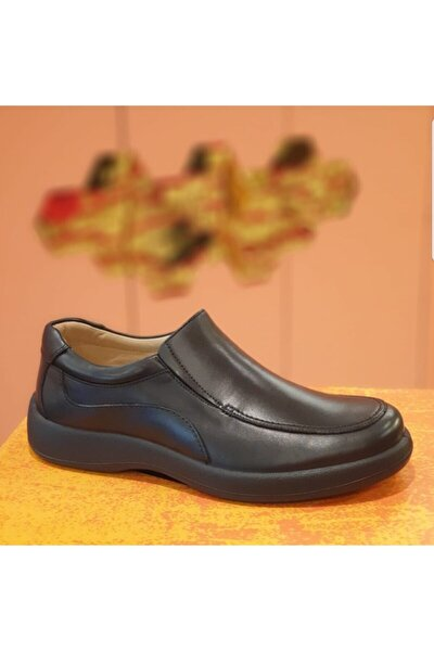 Erkek Siyah Ayakkabı 537