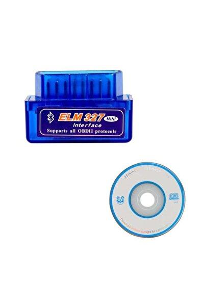Elm327 Pic18f25k80 Bluetooth Araç Arıza Tespit Cihazı Vers. 1.5