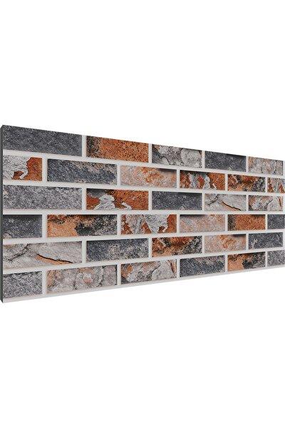 Tuğla Desenli Strafor Köpük Duvar Kaplama Paneli 3 Boyutlu 207-219
