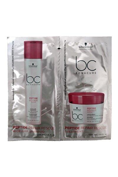 Peptide Repair Acil Kurtarma Şampuan 12 ml - Maske 12 ml