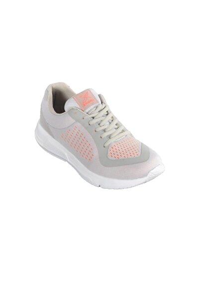 Rex W Gri Fuşya Kadın Sneaker Ayakkabı 100357953