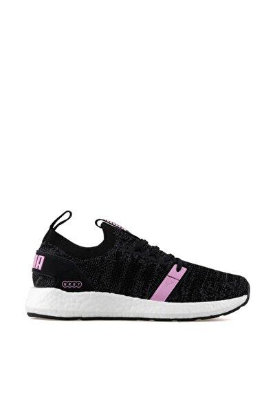 19109401 Siyah Kadın Koşu Ayakkabısı 100516559