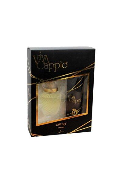 Deodorant Kadın Parfüm Seti 60 ml + 150 ml