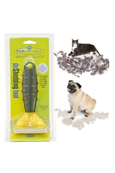 Kedi Ve Köpek Tüy Toplama Tarağı Medium