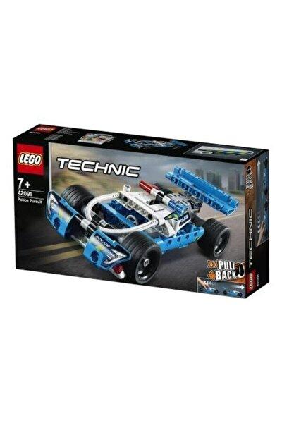 Technic Polis Takibi 42091