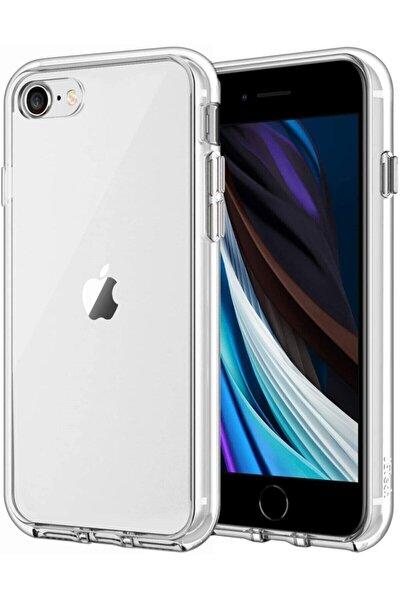 Iphone Se 2020 Şeffaf Kılıf Sararma Yapmaz