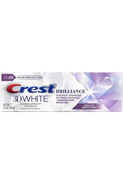 3d White Brilliance Diş Macunu 116 gr