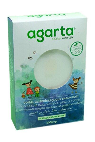 Natural Gliserinli Çocuk Sabun Bazı 1 kg