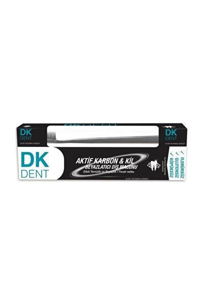 Dk. Dent Kil Ve Aktif Karbonlu Diş Macunu + Fırçalı 75 Ml