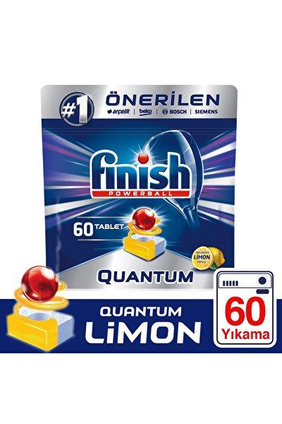 Quantum  Limon Bulaşık Makinesi Deterjanı 60 Tablet