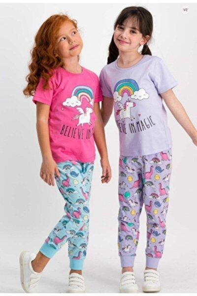 Kız Çocuk Pijama 1801