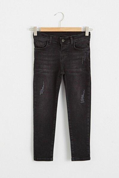 Erkek Çocuk Siyah  Rodeo 326 Jeans
