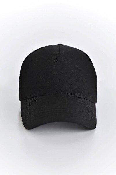 Kadın Siyah Unisex Şapka ŞPK1007 - AKS ADX-0000022027