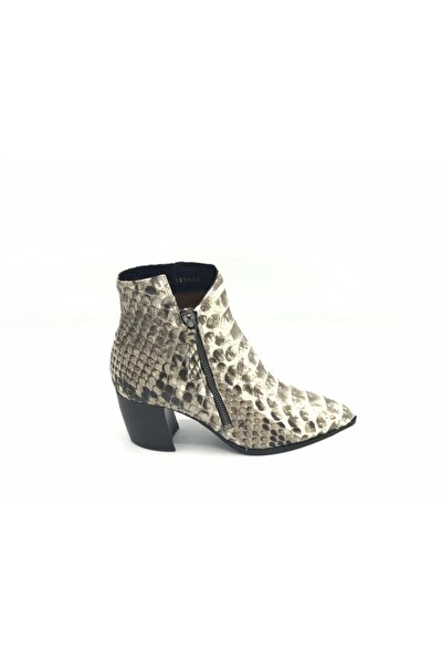 Pıtton Topuklu Ayakkabı