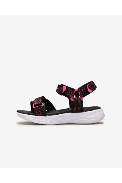 ON-THE-GO 600- LIL RADIANT Büyük Kız Çocuk Siyah Sandalet 86965L BKHP